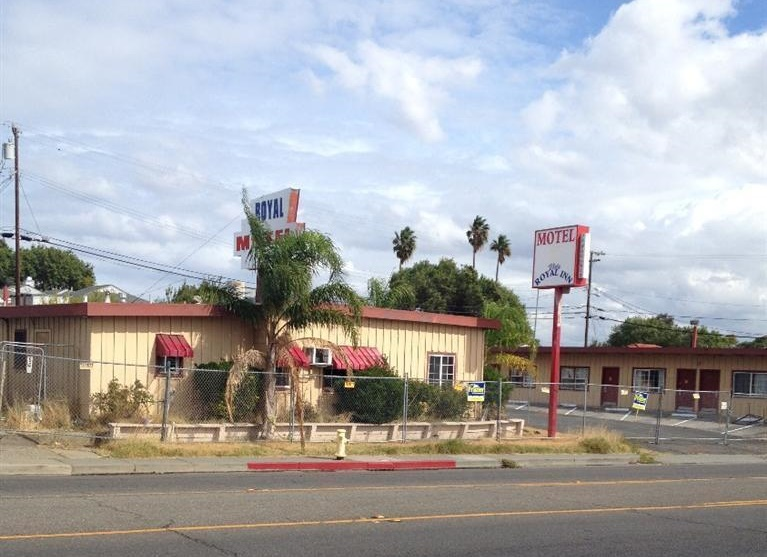 Bank Owned Motel For Sale